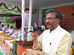 pics-know-about-uttarakhands-new-chief-minister-trivendra-singh-rawat