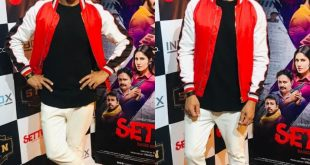 Setters actor Anil Charanjeett attends the grand music launch